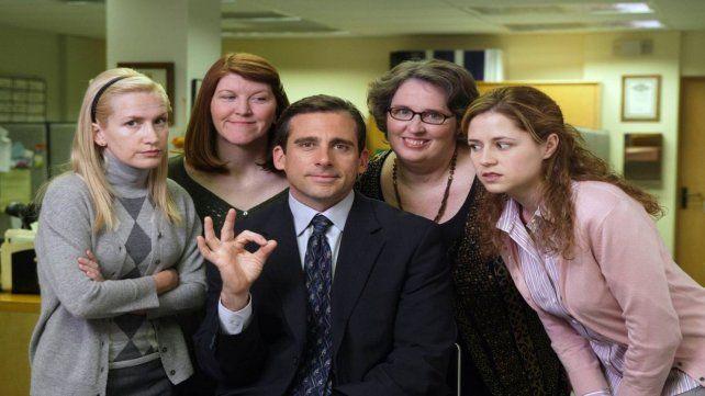 The office. La serie que protagonizó Steve Carell entre 2005 y 2011 fue lo más visto de Netflix en el 2018.