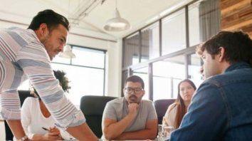 Líder. En épocas difíciles el liderazgo hace la diferencia en una empresa.