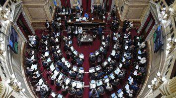 Componen el Senado nacional 72 legisladores. Por estos días, los cambios en las alianzas impactan en los bloques.
