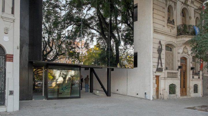 Inauguran la nueva sede de la delegación local del Colegio de Arquitectos