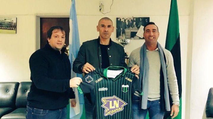 El Cata Díaz vuelve al fútbol argentino