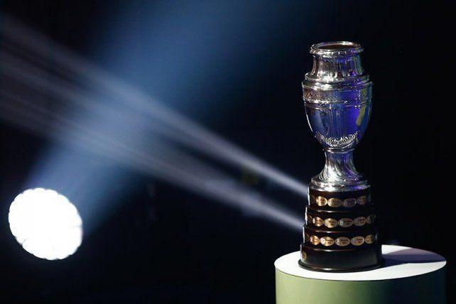 Argentina será sede del partido inaugural de la Copa América 2020