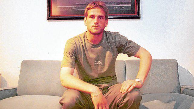 Indio. El ex defensor habló sobre su amigo