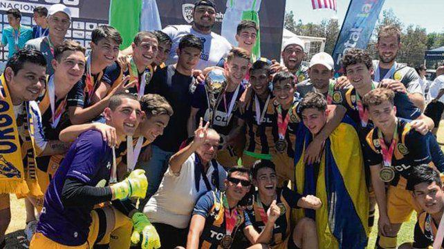 La séptima, campeona en México