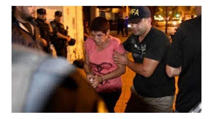 Rosa Caminos fue condenada por ser la jefa de una banda dedicada al narcomenudeo.