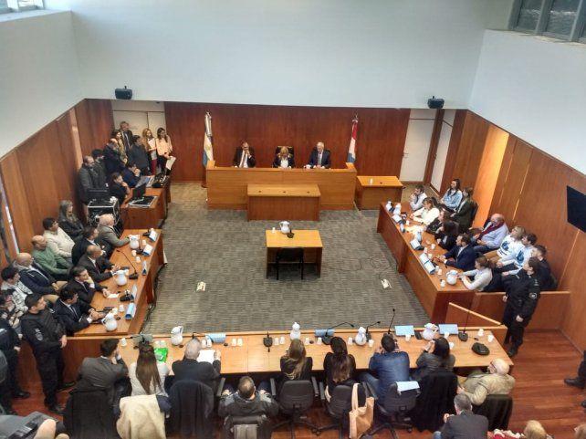 Condenaron al gasista Carlos García a cuatro años de prisión y el resto de los acusados fueron absueltos