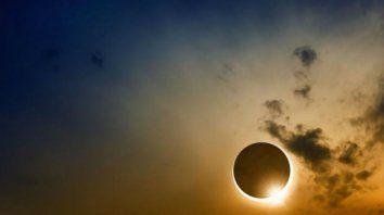 Una postal. Así se vivió el eclipse solar en las distintas partes del planeta.
