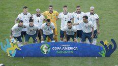 todos los detalles de la caida de argentina ante la verdeamarela