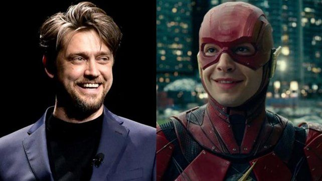 El argentino Andy Muschietti, director de It, filmará The Flash