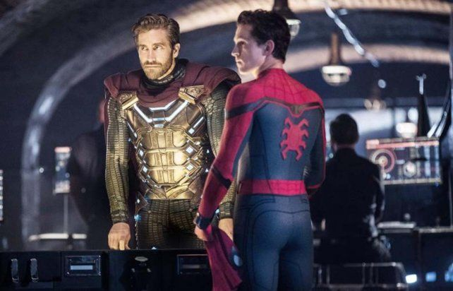 ¿Amigos? Spider-Man junto a un nuevo personaje