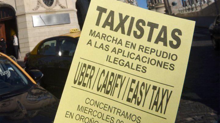 El gerente de Cabify dijo que la app llega a Rosario para darle trabajo a los taxistas