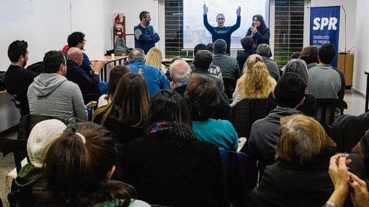 El cursado se desarrollará en el Centro de Formación Pichincha.