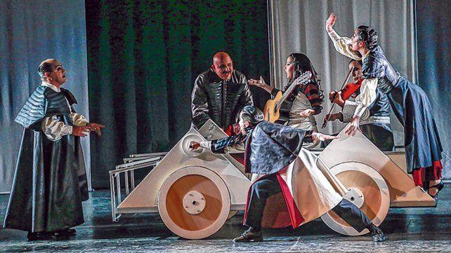 La obra de la Comedia Municipal de Teatro tendrá funciones en los distritos noroeste y sur; y en el Cine Lumière.