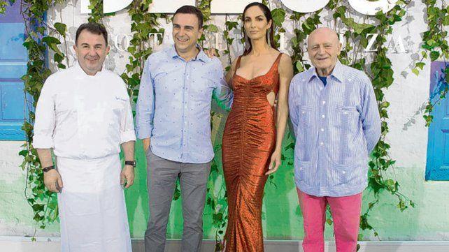 Inauguran un nuevo hotel en el Mediterraneo