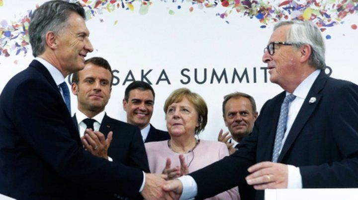 Sobre el acuerdo Mercosur-UE