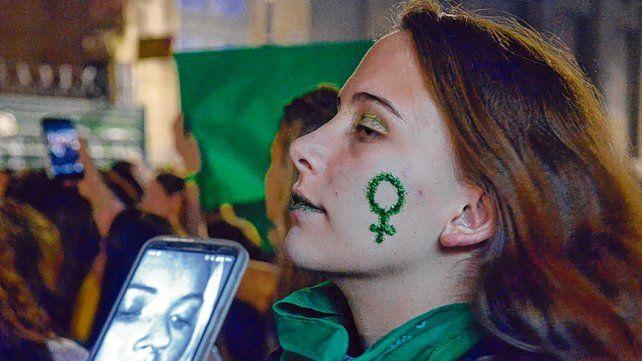 En verde. La materia abordará la historia de los movimientos feministas y el aborto desde las ciencias sociales.
