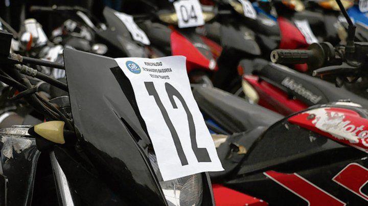 Quién da más. Las motos serán expuestas desde el 10 al 19 de julio.