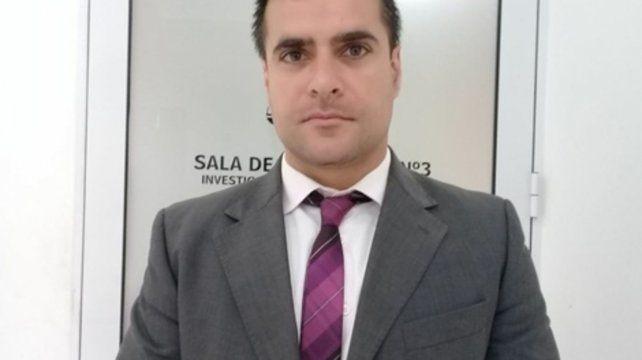 el fiscal. Leandro Mai estuvo a cargo de la investigación e imputó a los dos acusados.