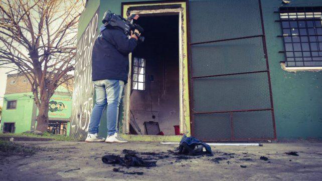 Dos hombres murieron al incendiarse una casa y una verdulería