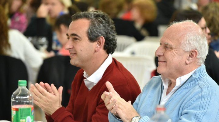 Reuniones clave. El gobernador Lifschitz y el intendente electo Pablo Javkin de cara a lo que viene.