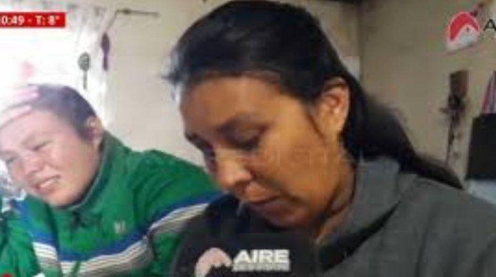La madre de Diego Román dijo que el padre maltrataba a su hijo
