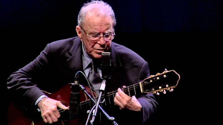A los 88 años falleció Joao Gilberto, uno de los creadores de la bossa nova