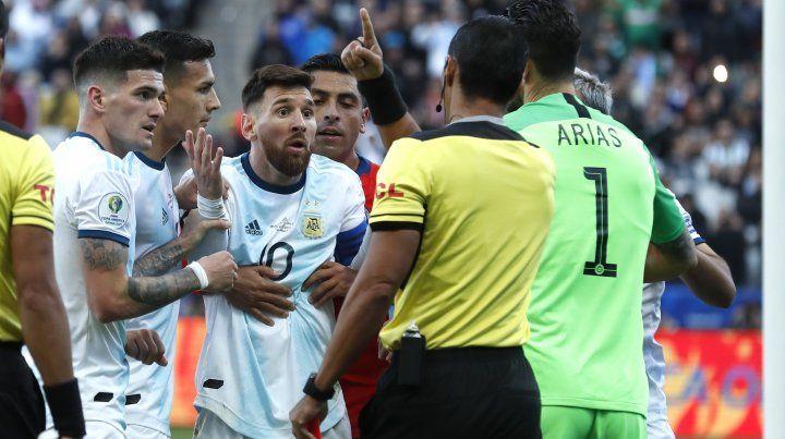 Messi: No tenemos que ser parte de esta corrupción