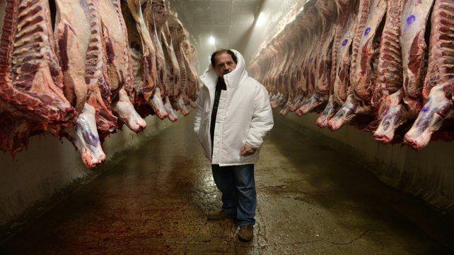 El gremio de la carne. Julio Chávez da vida a El Tigre Verón