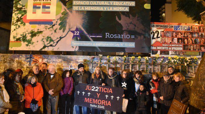 Vamos a ir hasta el final, la promesa de los familiares de las víctimas de la tragedia de Salta 2141