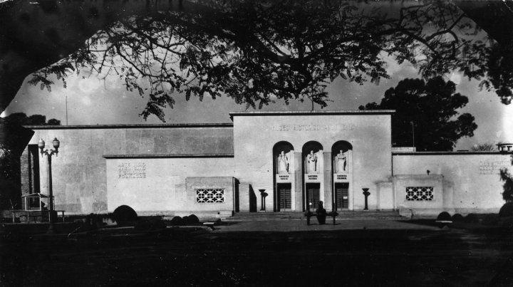 Flamantes. La restauración volvió las fachadas a su estado original.