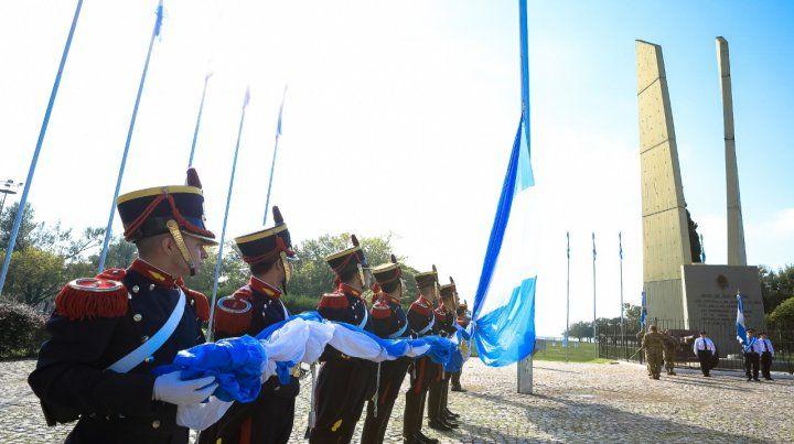 Oficial. El acto central tendrá lugar en el Campo de la Gloria.