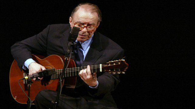 Hace 15 años. El músico brasileño en una actuación en el Carnegie Hall de Nueva York en junio de 2004.