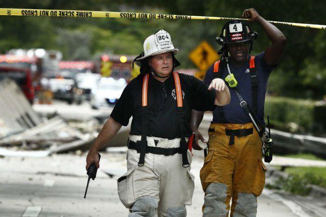 El siniestro ocurrió en el norte de Miami.
