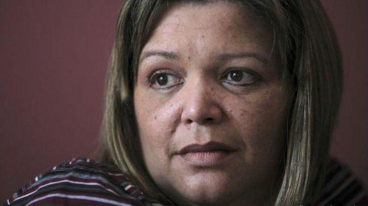 Mirada. Afiuni se animó a enfrentar a Chávez. Pagó con años de prisión.