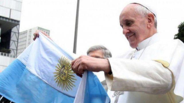 El Papa dijo que le gustaría visitar la Argentina el año próximo