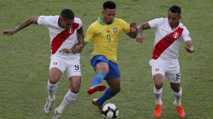 Brasil ganó por 3 a 1 y se consagró campeón