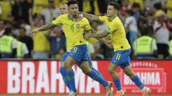 brasil gano por 3 a 1 y se consagro campeon de la copa america