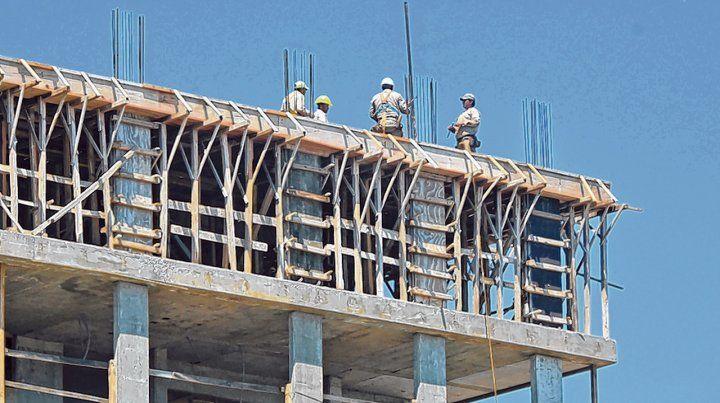Generador de empleo. La obra pública se traduce en mano de obra directa e indirecta.