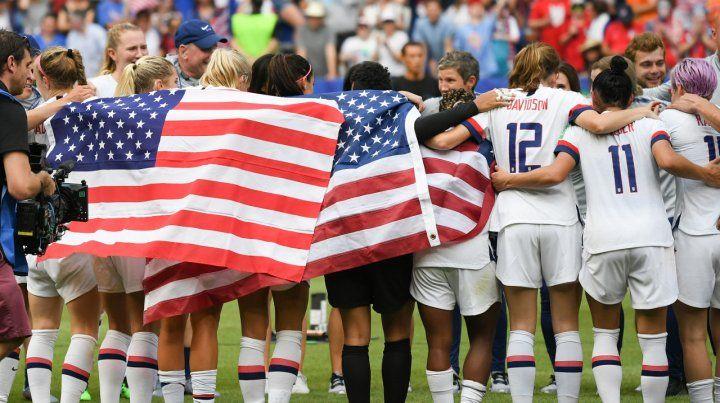 Holanda no pudo y otra vez las chicas de Estados Unidos son campeonas