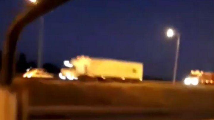 Condujo a contramano por autopista Rosario - Córdoba, chocó y murió
