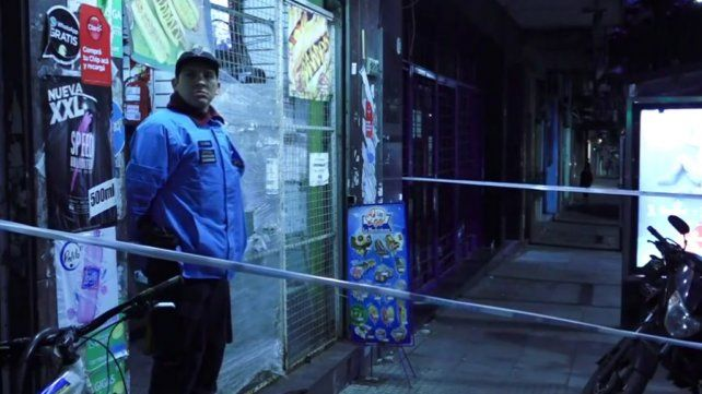 Matan a un quiosquero que se resistió con un arma de aire comprimido