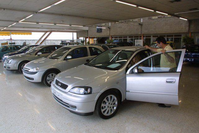 La venta de autos usados cayó en junio 7,3 por ciento interanual