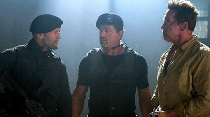 Héroes de acción. Jason Statham