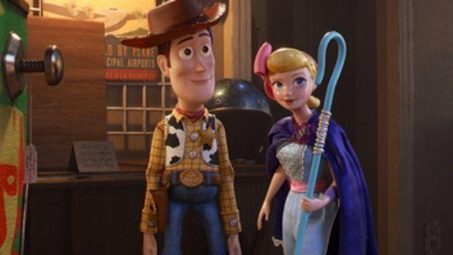 Toy Story 4 lideró la taquilla argentina