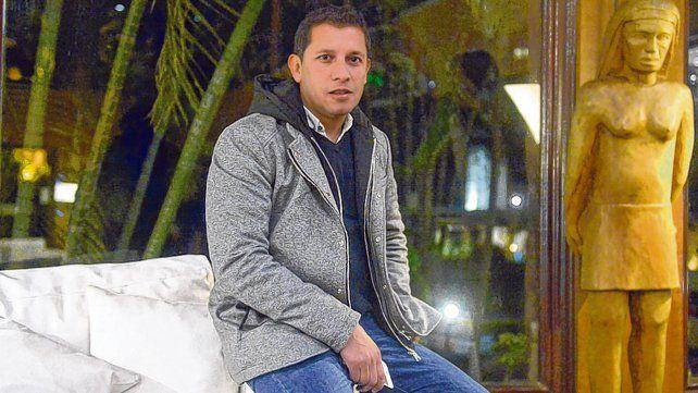 Raúl Gordillo: Trato de disfrutar con la única misión de hacerle bien al club