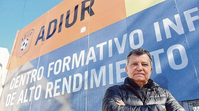 Ramiro Monserrat: Adiur jamás podría captar más que Central y Newells