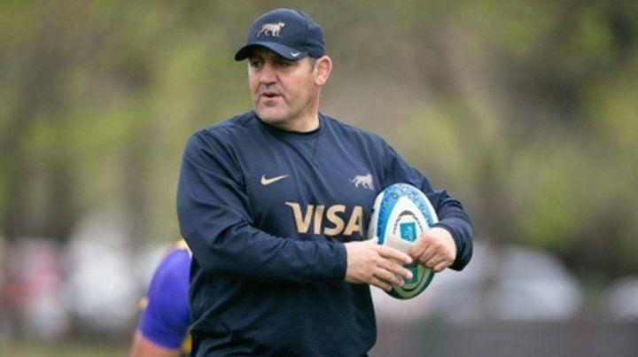 Trabajo y locura. Mario Ledesma comenzará a trabajar mañana con el plantel que disputó la final del Súper Rugby ante Crusaders.