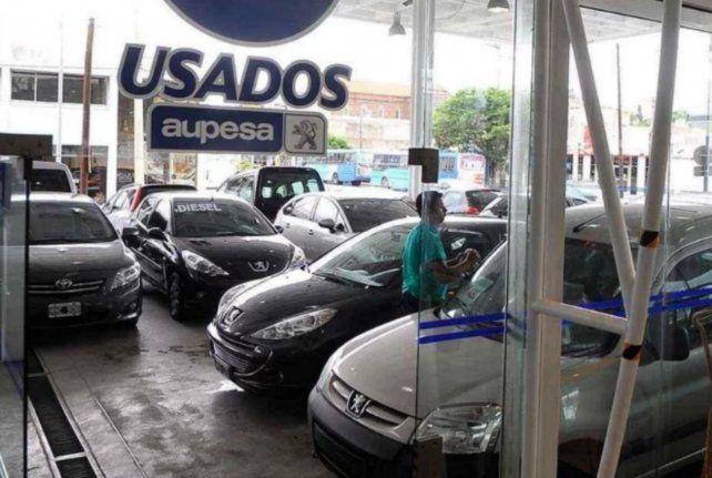 La venta de autos usados cayó 7,3 por ciento en junio