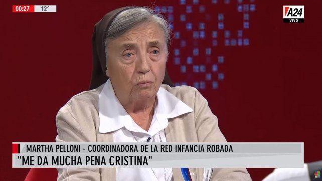 Martha Pelloni: La Cámpora es el brazo del narcotráfico en la política de Cristina