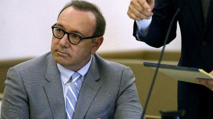 El hombre que acusó a Kevin Spacey retiró la denuncia penal
